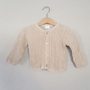Hanna Andersson sweater size 70